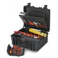 Набор инструментов в чемодане Robust34 Elektro KNIPEX KN-002136