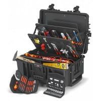 Набор инструментов в чемодане Robust45 Elektro KNIPEX KN-002137