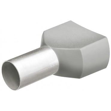 Сдвоенные концевые гильзы KNIPEX KN-9799371 (200 шт.)