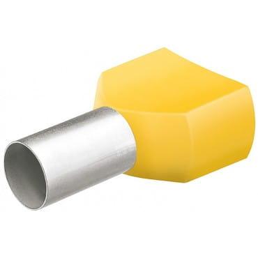 Сдвоенные концевые гильзы KNIPEX KN-9799376 (50 шт.)