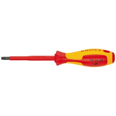 Отвертка для винтов Torx KNIPEX KN-982630