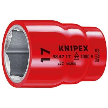 Торцовая головка для винтов с шестигранной головкой 1/2 KNIPEX KN-984712