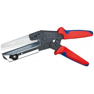 Ножницы для пластмассы также для кабельных коробов KNIPEX KN-950221
