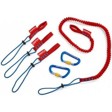 Комплект страховочной системы Tethered Tools KNIPEX KN-005004TBK