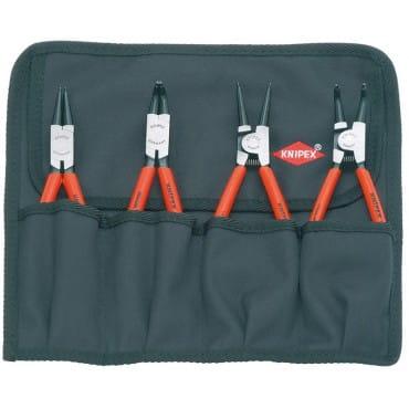 Комплект щипцов для стопорных колец 4 предмета KNIPEX KN-001956