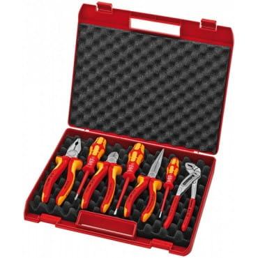 Чемодан для инструментов 7 предметов KNIPEX KN-002115