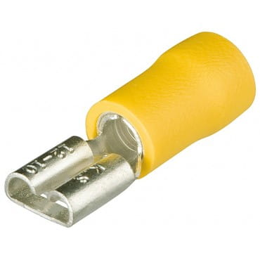 Гильзы флажковые изолированные KNIPEX KN-9799022 (100 шт.)