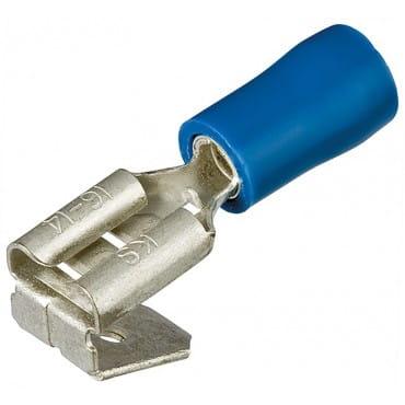 Гильзы флажковые с отводом изолированные KNIPEX KN-9799091 (100 шт.)