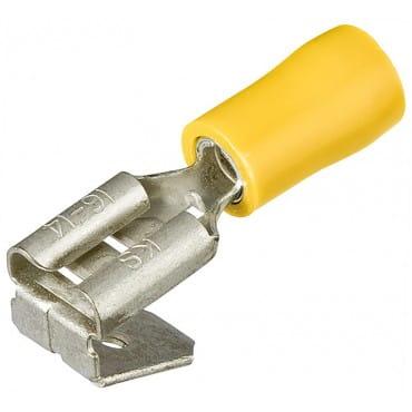 Гильзы флажковые с отводом изолированные KNIPEX KN-9799092 (100 шт.)