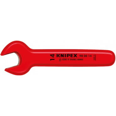 Ключ гаечный рожковый KNIPEX KN-980019