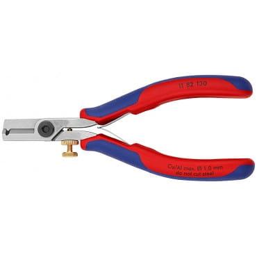 Ножницы-щипцы для удаления изоляции KNIPEX KN-1182130