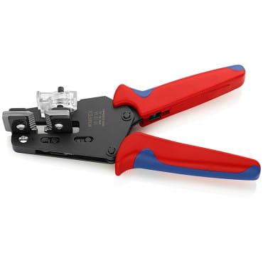 Прецизионный инструмент для удаления изоляции с фасонными ножами KNIPEX KN-121214