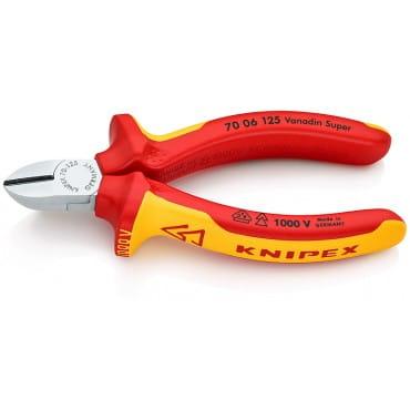 Кусачки боковые KNIPEX KN-7006125
