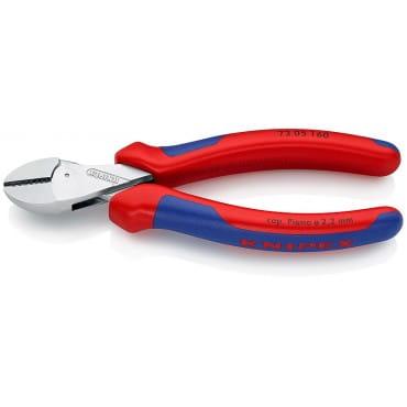 Компактные кусачки боковые X-Cut® KNIPEX KN-7305160
