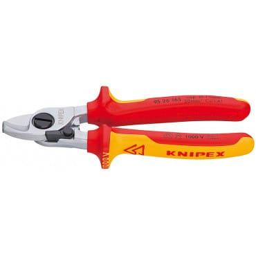 Ножницы для резки кабелей с раскрывающей пружиной KNIPEX KN-9526165