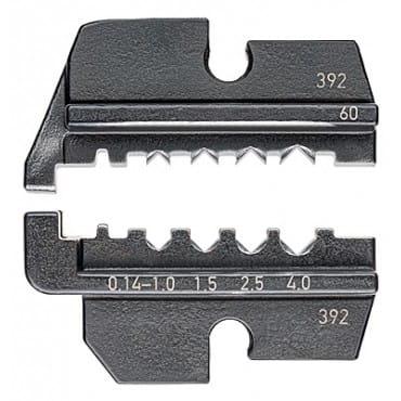 Плашка опрессовочная для контактов точеных KNIPEX KN-974960