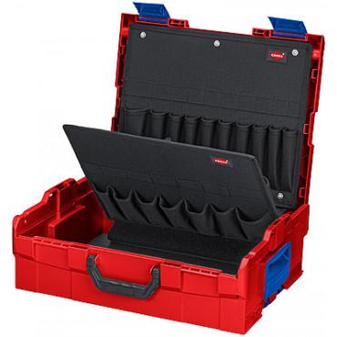 Чемодан KNIPEX L-Boxx KN-002119LBLE (поставляется без панелей)