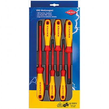 Набор инструментов электроизолированных KNIPEX KN-002012V02
