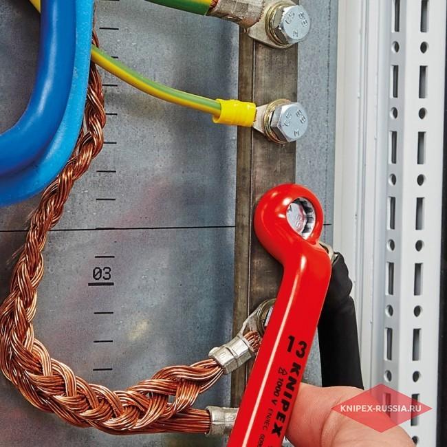 Ключ гаечный накидной KNIPEX KN-980119