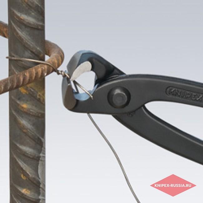 Клещи арматурные для сетки KNIPEX KN-9901280