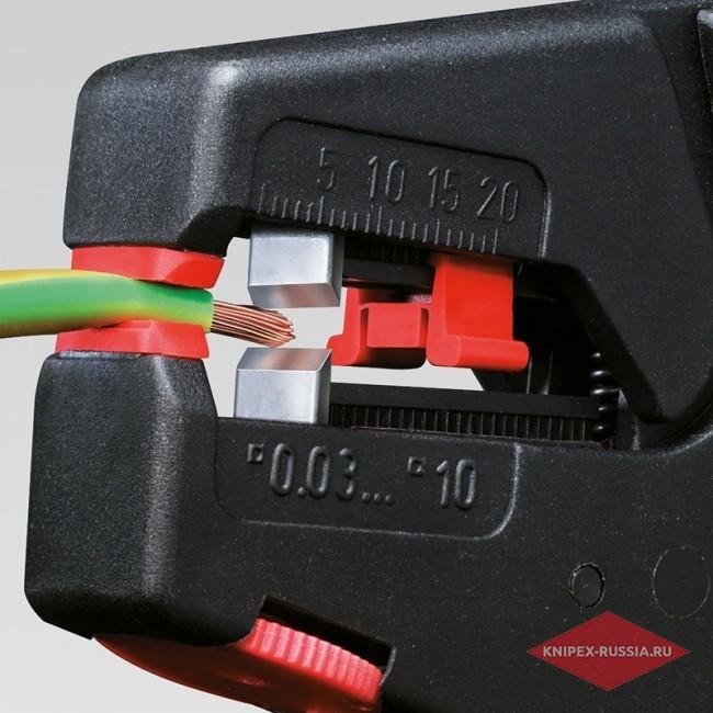 Запасной линейный упор KNIPEX KN-124903