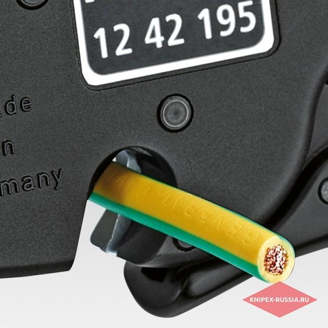 Блок запасных режущих кромок KNIPEX KN-124921