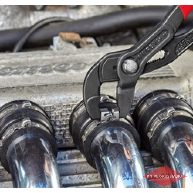 Щипцы для хомутов с защелкой KNIPEX KN-8551180CSB