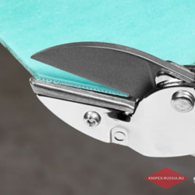 Ножницы со скользящим лезвием и наковаленкой KNIPEX KN-9455200