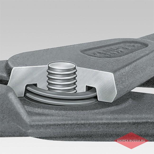Прецизионные щипцы для стопорных колец (внешних) KNIPEX KN-4931A3