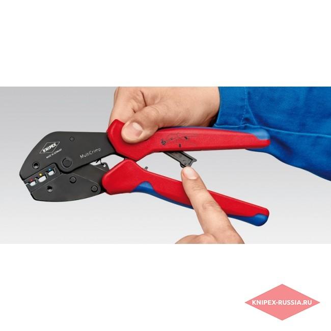 Плашка опрессовочная KNIPEX KN-973905