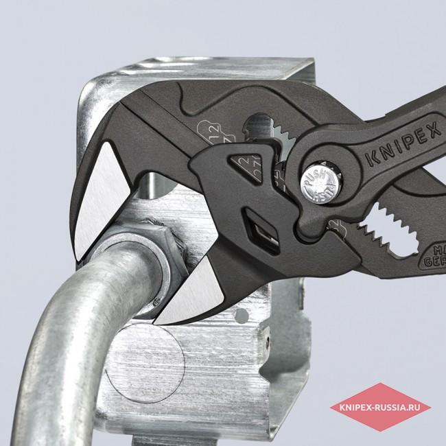 Клещи переставные-гаечный ключ KNIPEX KN-8601250