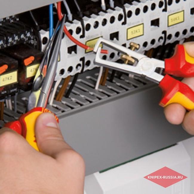 Инструмент для удаления изоляции KNIPEX KN-1117160