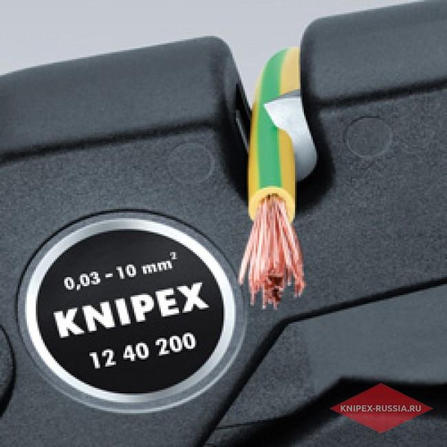 Стриппер самонастраивающийся KNIPEX KN-1240200