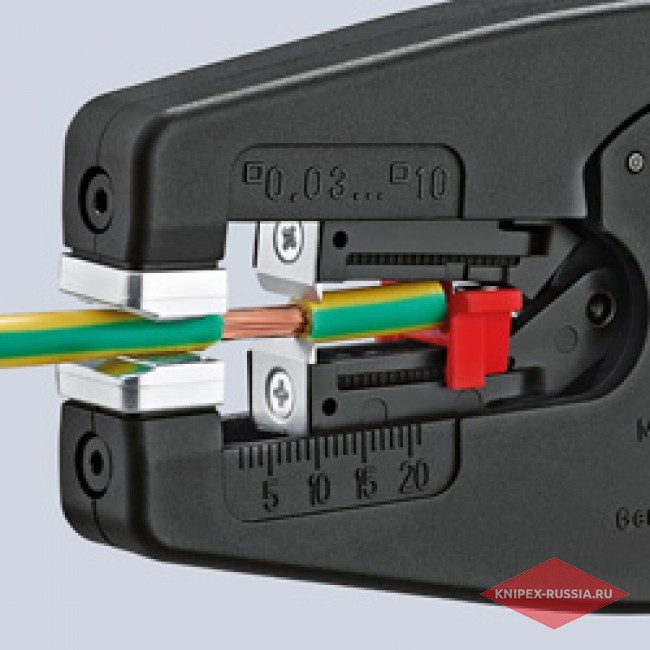Автоматический стриппер MultiStrip® 10 KNIPEX KN-1242195