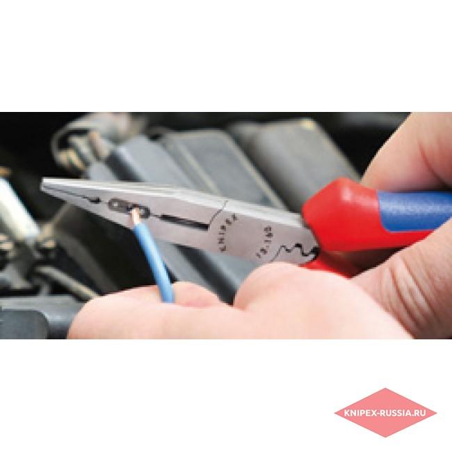 Плоскогубцы для монтажа проводов KNIPEX KN-1305160