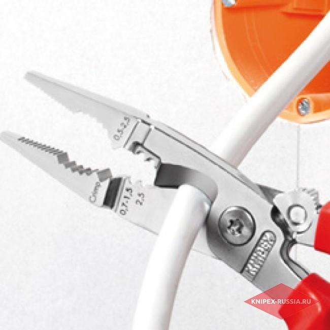 Электромонтажные клещи KNIPEX KN-1381200
