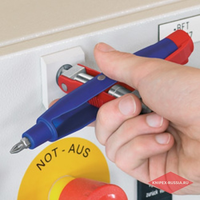 Штифтовый ключ для электрошкафов для распространенных шкафов и систем запирания KNIPEX KN-001107