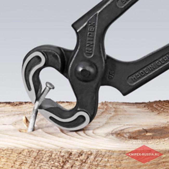 Клещи плотницкие KNIPEX KN-5000210