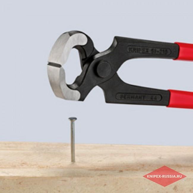 Клещи-молоток KNIPEX KN-5101210