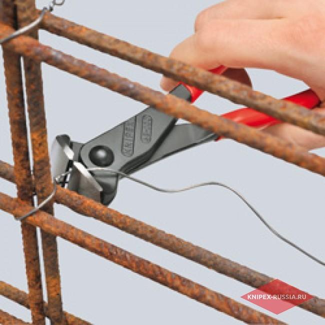 Кусачки торцевые KNIPEX KN-6801160
