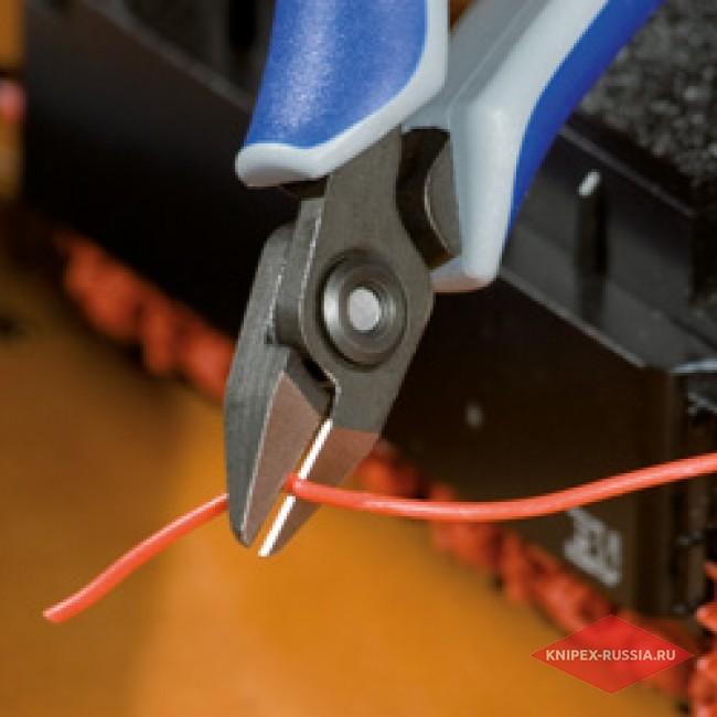 Прецизионные кусачки боковые KNIPEX KN-7942125Z У2