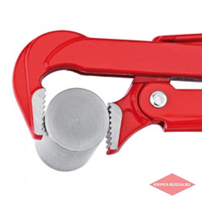 Клещи трубные 90° KNIPEX KN-8310040