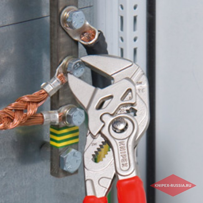 Клещи переставные-гаечный ключ KNIPEX KN-8607250