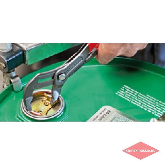 Высокотехнологичные сантехнические клещи Cobra KNIPEX KN-8701180