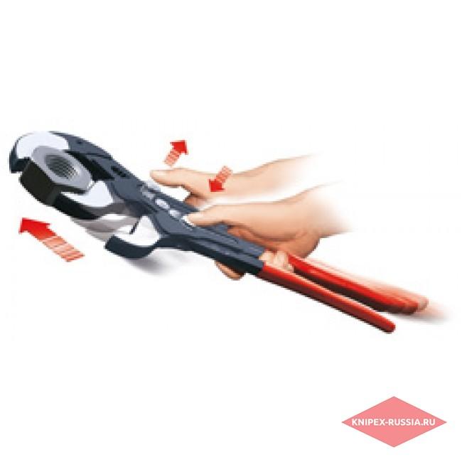 Клещи трубные и клещи сантехнические Cobra XXL KNIPEX KN-8701560