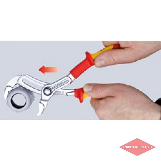 Высокотехнологичные сантехнические клещи Cobra VDE KNIPEX KN-8726250