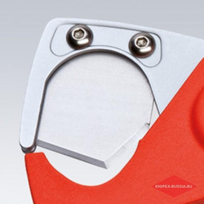 Труборез для шлангов и защитных труб KNIPEX KN-9020185SB