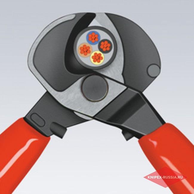 Ножницы для резки кабелей KNIPEX KN-9512500