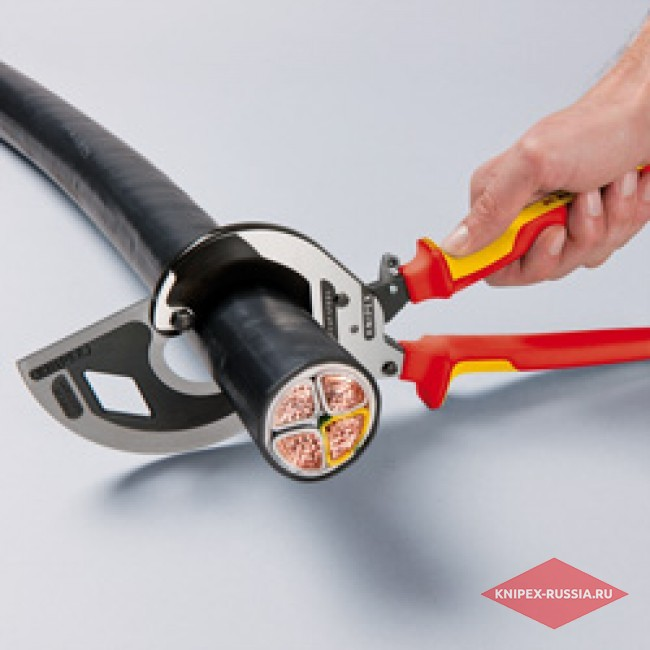 Ножницы для резки кабелей KNIPEX KN-9532320