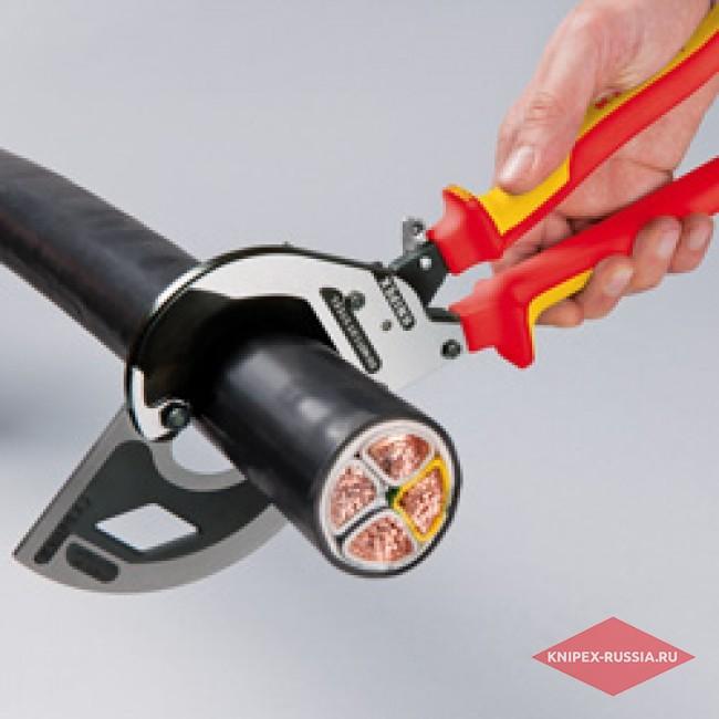 Ножницы для резки кабелей KNIPEX KN-9536320